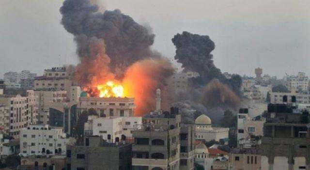 المحرر السياسي : العدوان على غزه عدوان على العرب والعالم