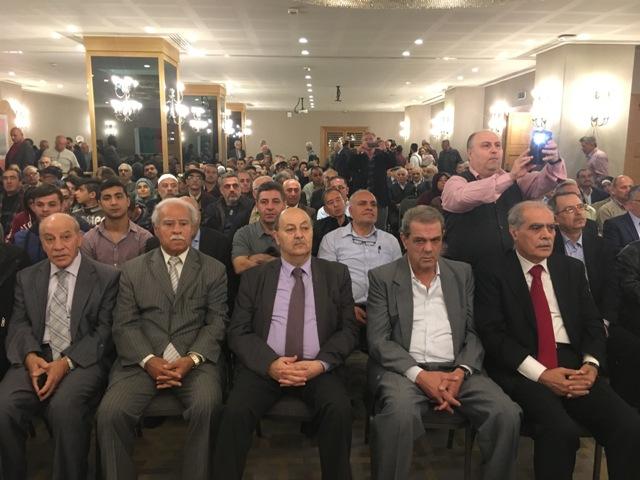 مصور : طليعة لبنان احتفل بالذكرى السبعين لميلاد البعث في بيروت