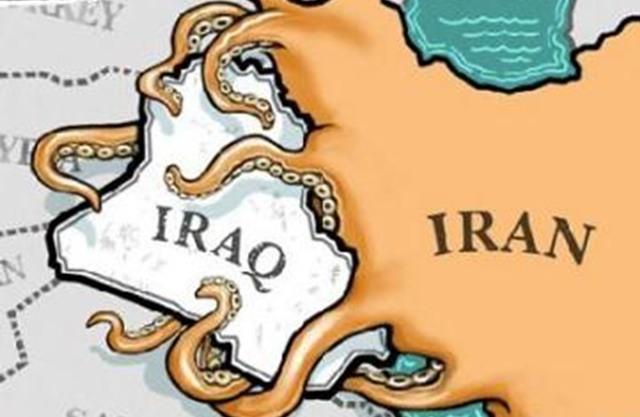 الإخطبوط الإيراني .. يستحوذ على الاقتصاد العراقي