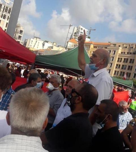 رئيس حزب طليعة لبنان المحامي حسن بيان : السلطة الفاسدة  ستحاسب وسوف ترحل غير مأسوفٍ عليها