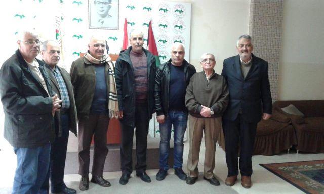 لقاء تنسيقي بين طليعة لبنان والجبهة الشعبية في مدينة طرابلس