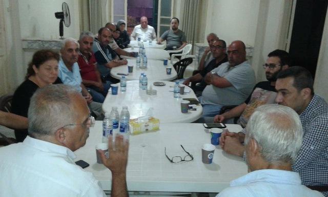 لجنة الدفاع عن حقوق المستأجرين في طرابلس :  القانون الأسود ساقط وحق السكن مقدس