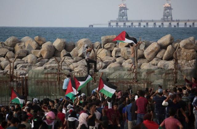 المحرر السياسي : عملية (بركان) البطولية بركان الغضب الفلسطيني