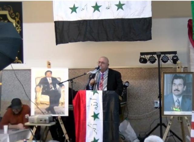 الجالية العراقية في النمسا تحيي ذكرى الشهيد القائد صدام حسين