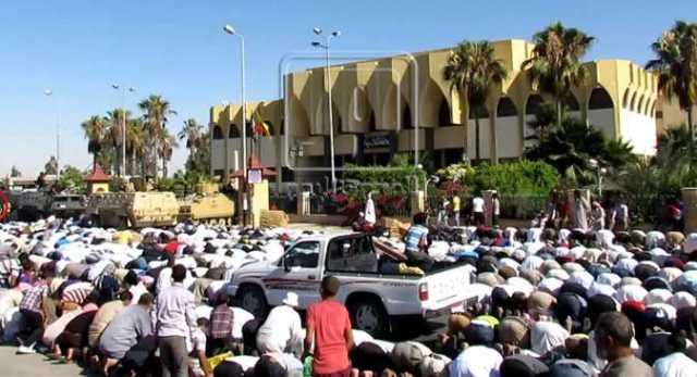 المحرر السياسي : أين يقع حادث تفجير المسجد في شمال سيناء : الإرهاب الوجه الآخر للحرب النظامية الصهيو أمبريالية