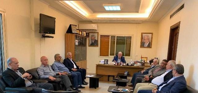 بيان صادر عن فصائل منظمة التحرير في لبنان حول العدوان على غزة وذكرى النكبة