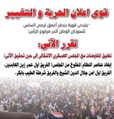 السودان : المكون
