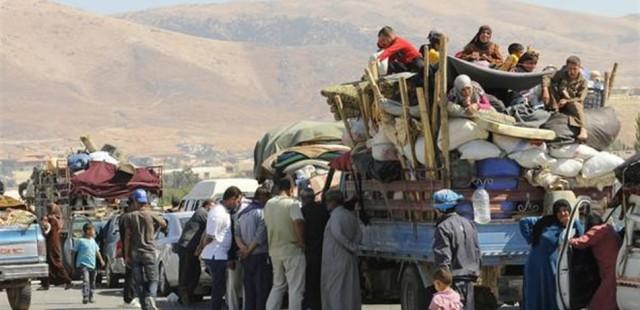 النزوح السوري إلى لبنان :  أسباب ووقائع وحلول