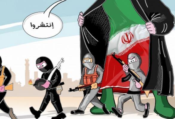 العراق المحظوظ بالجار الإيراني !!