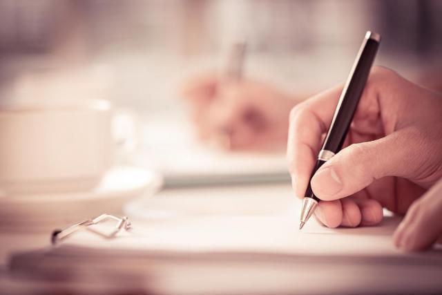 الكتابة تحت درجة الصفر