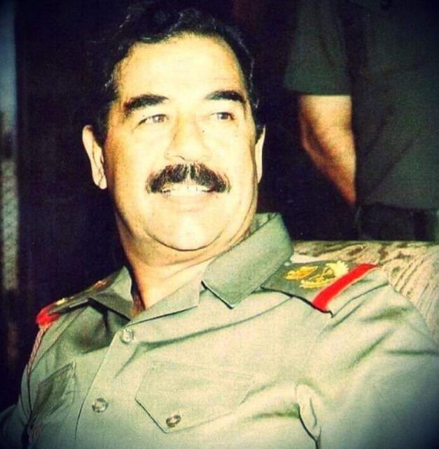 صدام حسين: نفط العراق لكل العرب