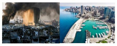 لبنان  بين الماضي المضيء والحاضر المُظلم