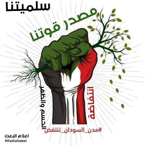 القيادة القومية تدعو كافة منظمات الحزب التحرك دعماً لانتفاضة السودان وتدين سلوك النظام السوداني لارتكابه جرائم ضد الإنسانية